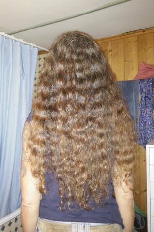 (2) - (Haare, Locken)