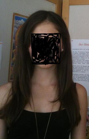 bearbeitet - (Haare, Bob, frizz)