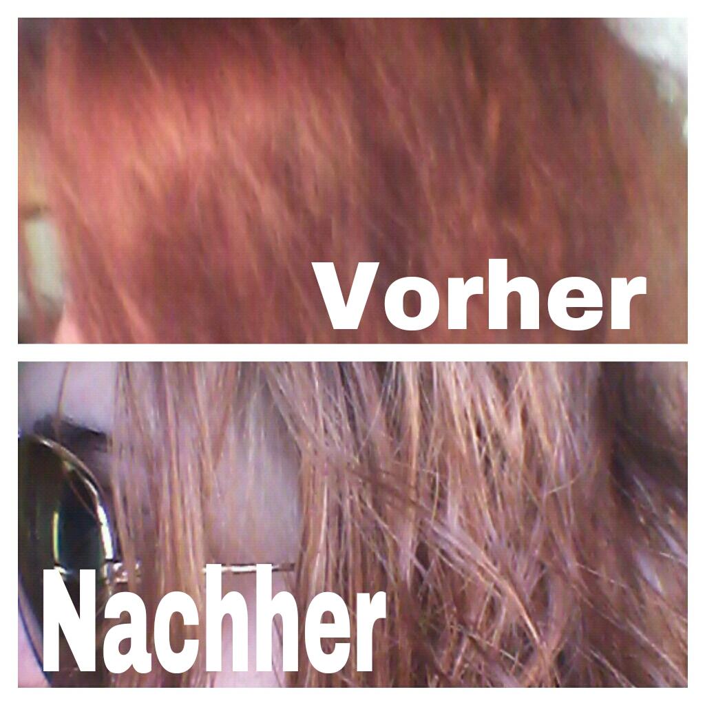 Haare gefarbt auswaschen