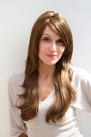 Braune haare ohne farben