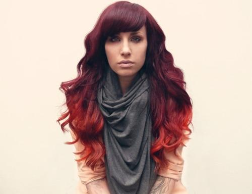 Ombre Hair - (Haare, Beauty, Farbe)