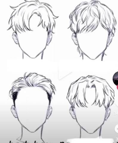 Hair hairstyle boys?