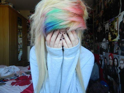 Haare .. ! (:  - (Haare, Haarschnitt)