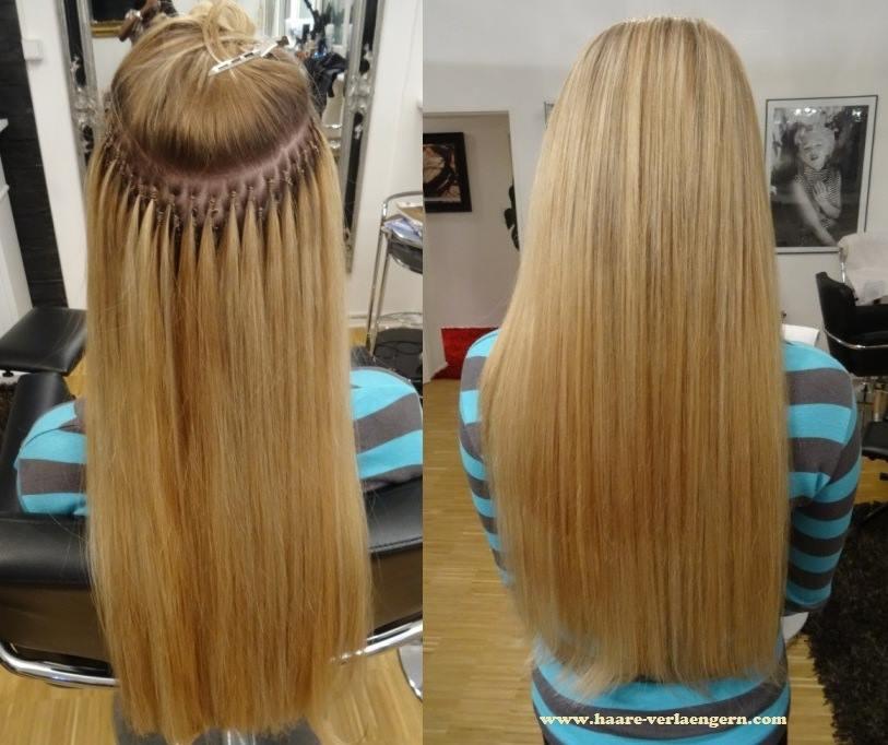 Haarverlängerung Mit Tressen Erfahrungen