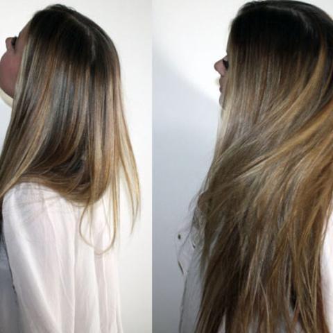 Haarverlängerung Beim Friseur Kosten Haare