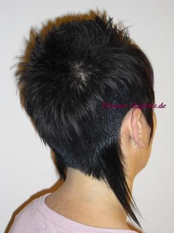 Kurze haare lange extensions