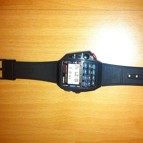 UhrGefunden - (Uhr, retro, Casio)