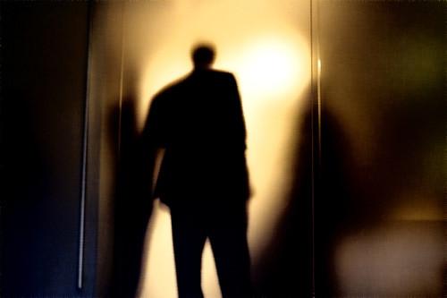 Schattenmensch  - (Psychologie, Leben, Tod)