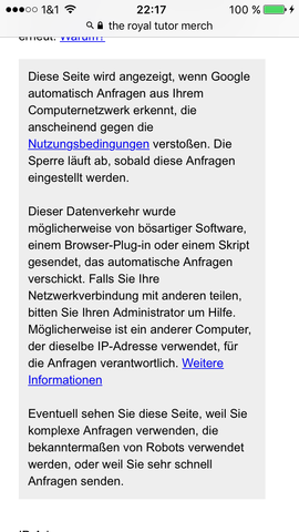Das da - (iPhone, Virus)