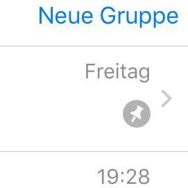 whatsapp deinstalliert wiederherstellen