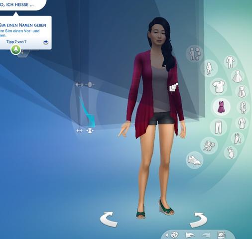 Sims 4 - (Games, Sims 4, grafik probleme)