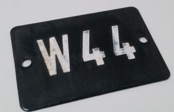 W 44 - (Bahn, alt, Weich)