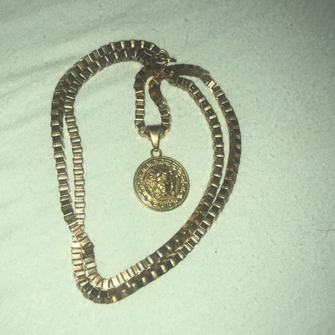 Goldene kette - (Schmuck, Kette, Juwelier)