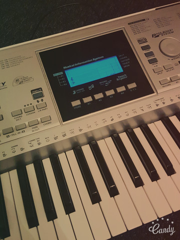 Keyboard Bildschirm - (Technik, defekt, ALDI)