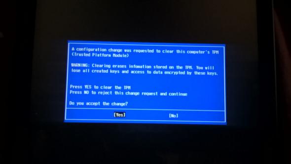 ohne tastatur kann ich hier nichts wählen  - (Tablet, Reset, HP Stream 7)
