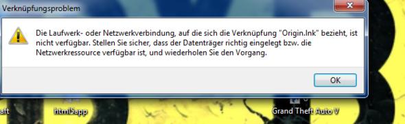 Hier der Fehler - (Computer, Computerspiele, Windows 7)