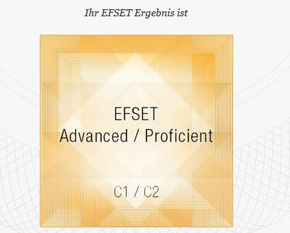 Das Ergebnis - (Englisch, Test, Fremdsprache)