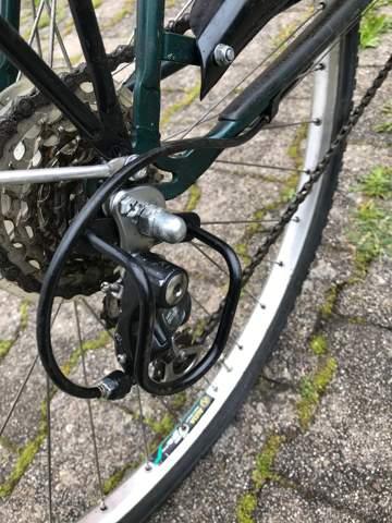 Habe ich das flsch montiert fahrrad(3,0)?