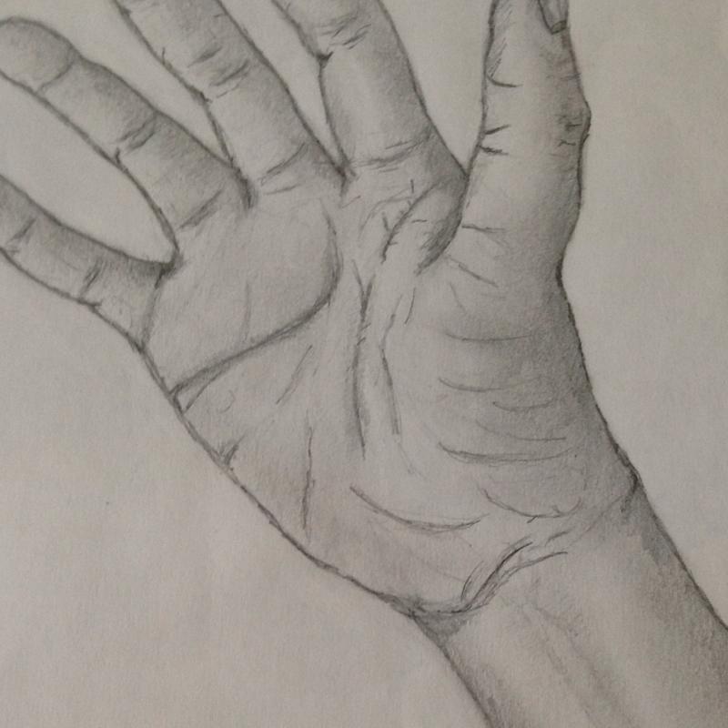 Habe Ich Das Zeug Dazu? (Kunst) (zeichnen, Malen, Zeichnung