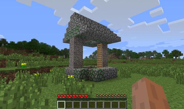 Das hier wird nicht gespawnt. Genauso wenig wie die anderen Fallen. - (Minecraft, Gaming, Installatio)