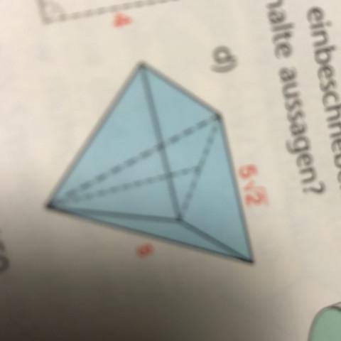 Habe ich die Strecke s mittels Pythagoras korrekt ausgerechnet?(Bild ...