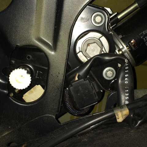 Antenne - (Auto, Radio, Mercedes-Benz)