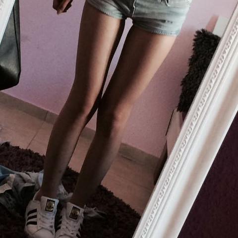 Beine tun hässliche was Hab ich