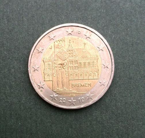 Habe Ich Eine Wertvolle Fehlprägung Entdeckt Geld Europa Münzen