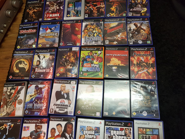 Ps2 Spiele Am Pc