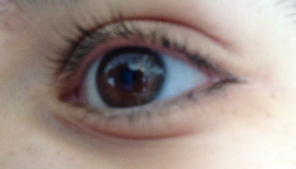 Falten Augen