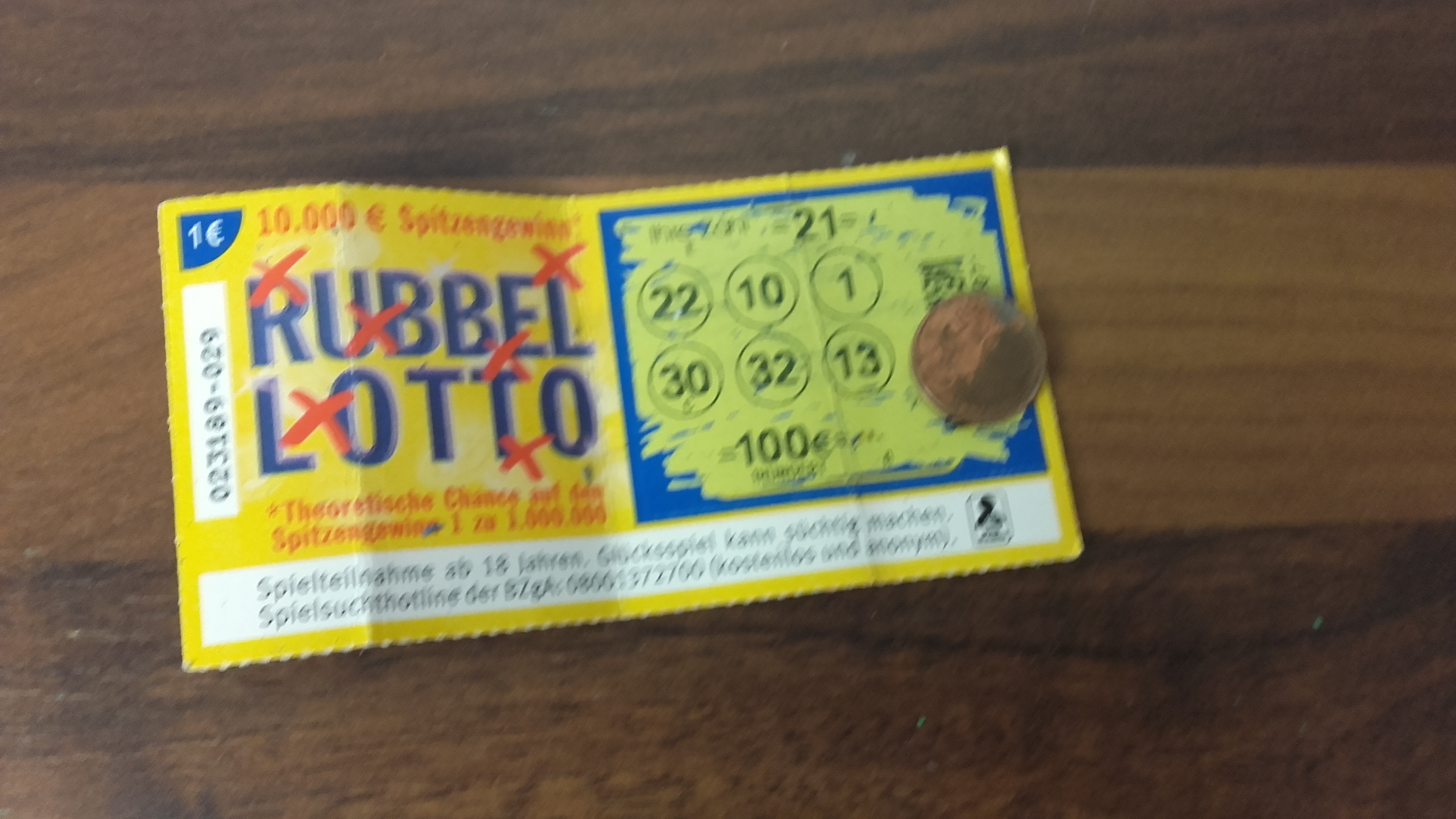 Rubbel Lotto