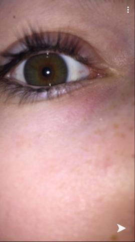 Hazel Augen