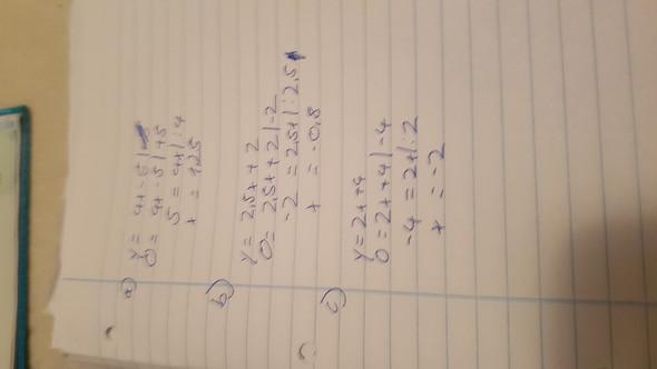 Mathe - (Mathematik, O stelle)