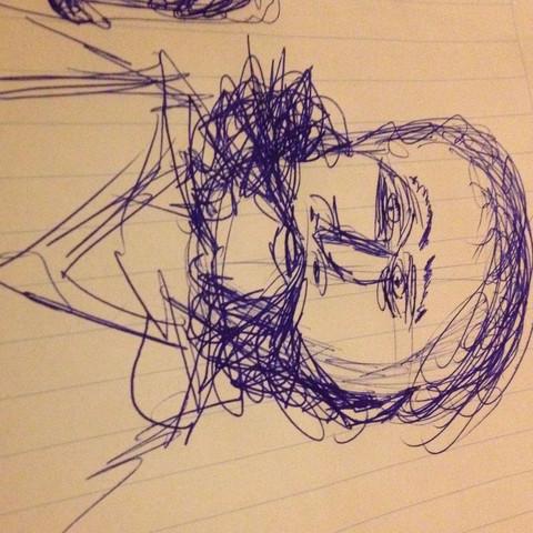 Zeichnung - (Kunst, Philosophie, zeichnen)