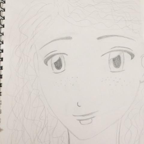 Ein Bild meiner Freundin - (Anime, Bilder, Manga)