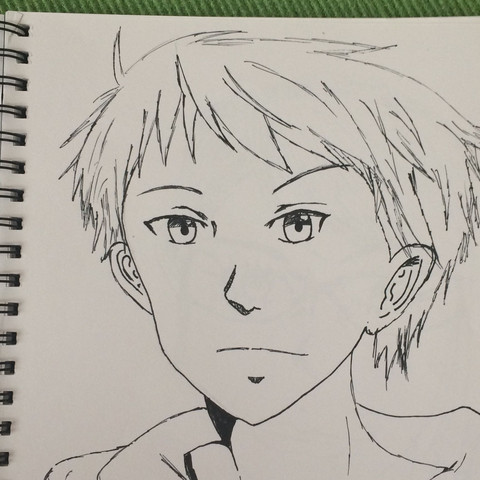 Nach Anleitung - (Anime, Bilder, Manga)