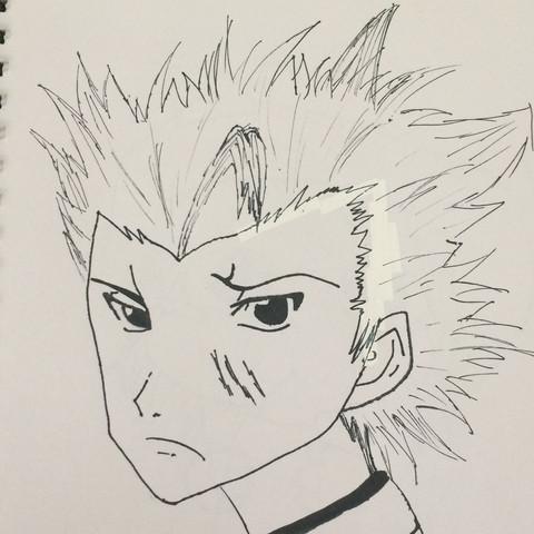 Teils selbst ausgedacht - (Anime, Bilder, Manga)