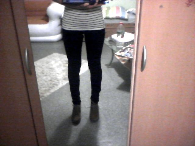 habe ich zu dicke oder zu dünne beine?