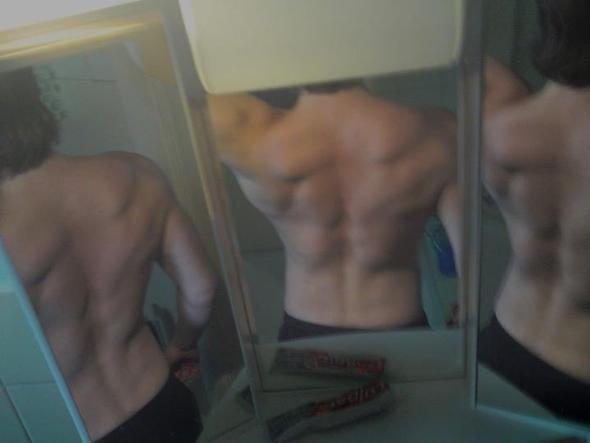 mein rücken - (Muskulatur, Rückenmuskeln)