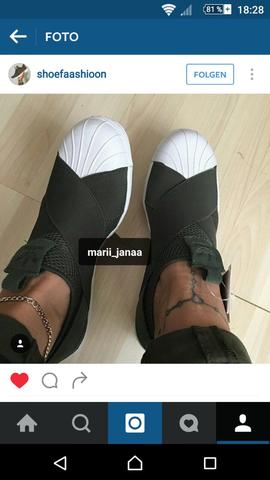 Das ist der Schuhe  - (Style, Outfit)