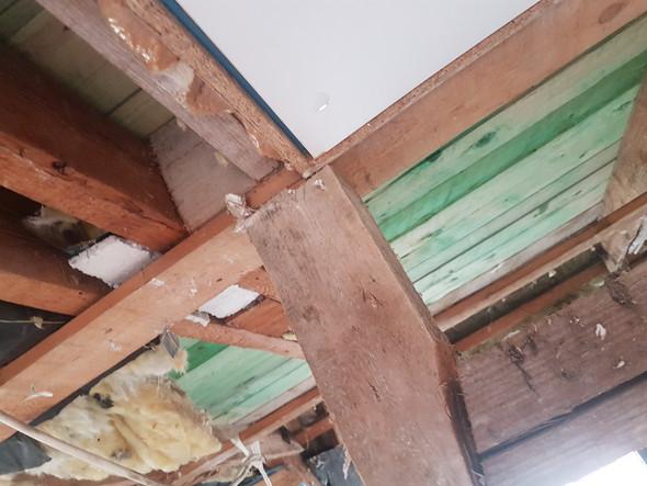 Haben Die Balken Eine Tragende Funktion Haus