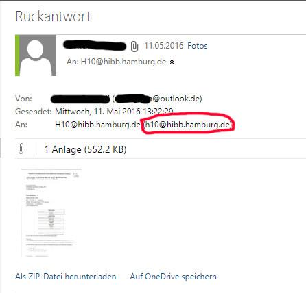 E-Mail - (Internet, Gymnasium, Email)