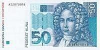 50 Kuna - (Kroatien, Geldschein, geldwechsel)