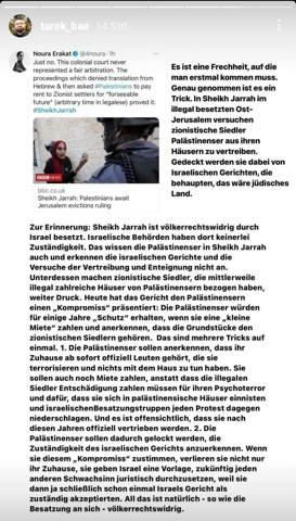 Habt ihr das, worüber der Journalist Tarek Bae berichtet hat, in den Deutschen Medien mitbekommen?