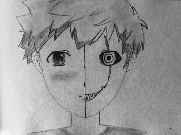 habt ihr ideen was ich zeichnen kann anime kunst horror. Black Bedroom Furniture Sets. Home Design Ideas