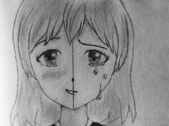 Habt Ihr Ideen Was Ich Zeichnen Kann Anime Kunst Horror