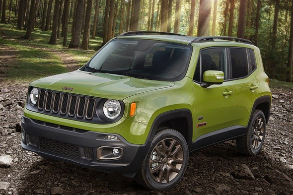 Jeep Renegade - (Auto, Jeep)