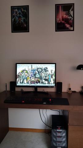 Schreibtisch Bild 1 - (PC, Gaming)