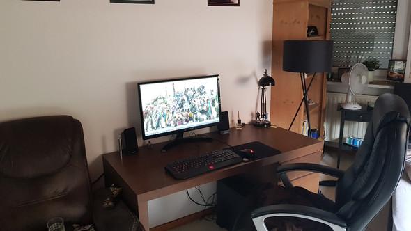 Schreibtisch Bild 2 - (PC, Gaming)