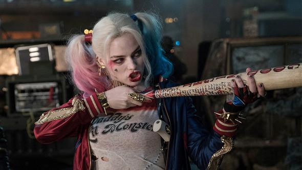 Die Harley Quinn - (Film, Emoticons, Suicide Squad)